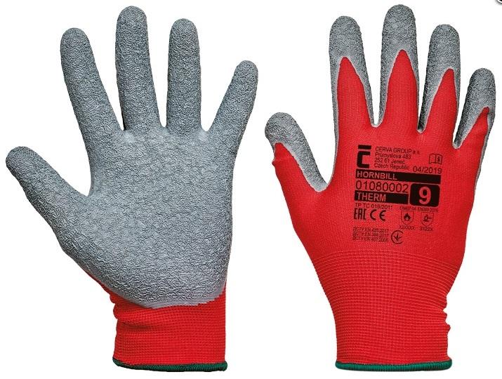 HORNBILL rukavice máčené