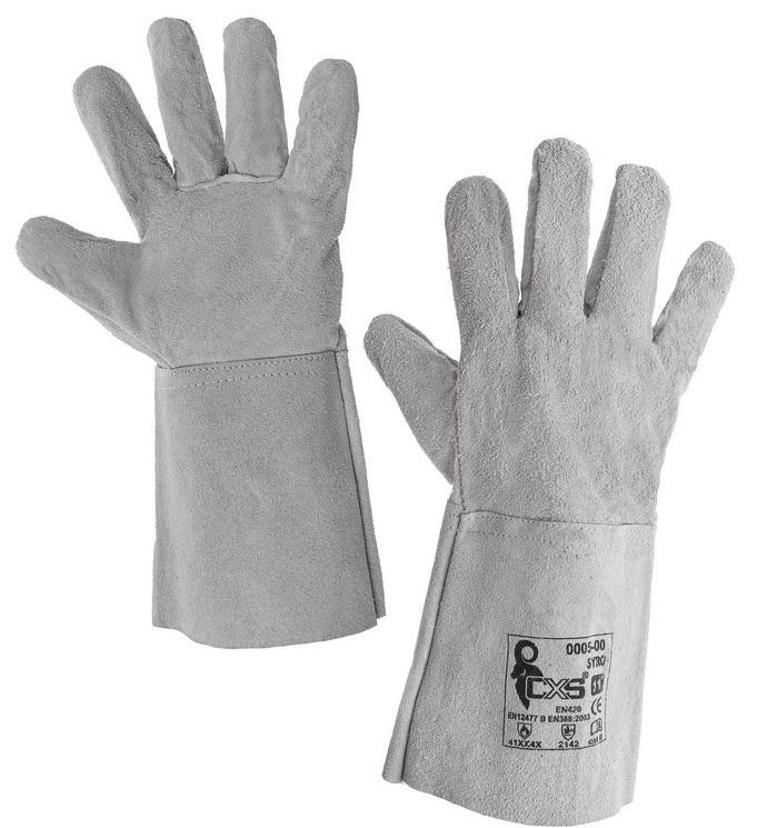 CXS SYRO rukavice svářečské