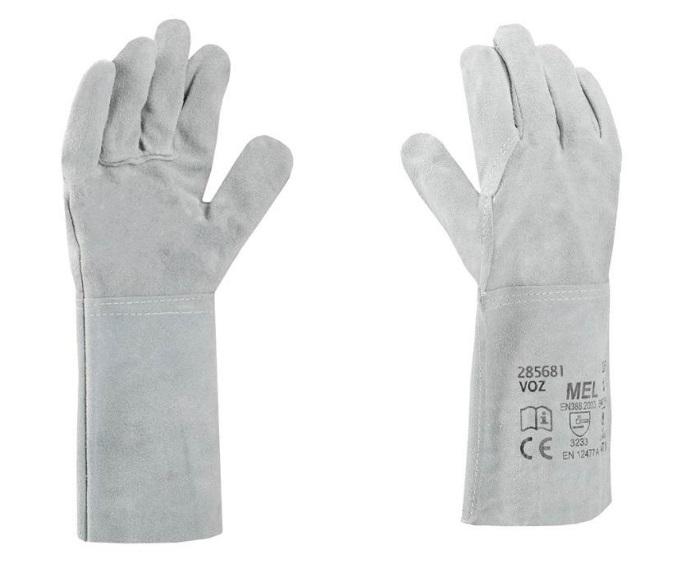 MEL rukavice svářečské