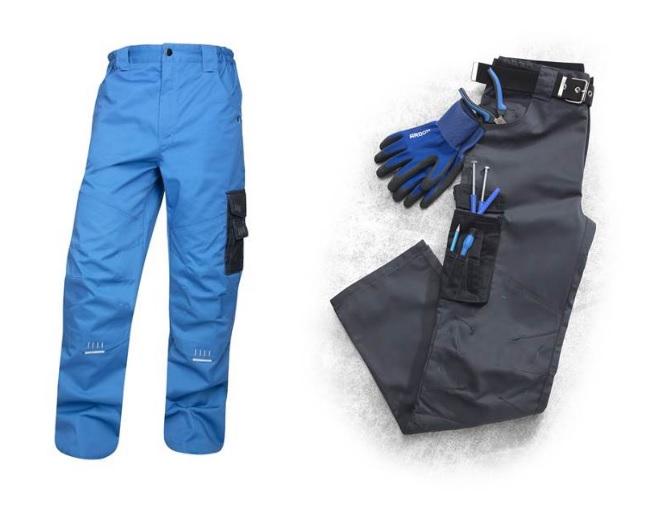 4TECH 02 kalhoty do pasu