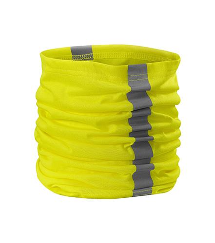 HV TWISTER šátek, žlutý
