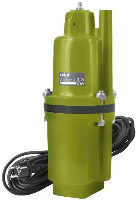 EXTOL CRAFT Čerpadlo membránové hlubinné 300 W (414170)