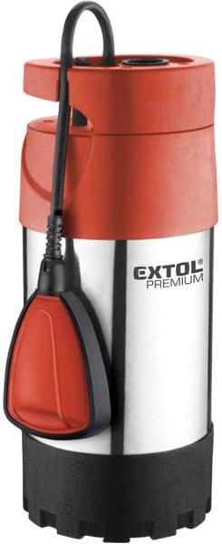 EXTOL PREMIUM Čerpadlo ponorné tlakové 1000 W (8895008)