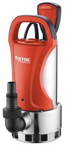 EXTOL PREMIUM Čerpadlo ponorné tlakové 1100 W (8895009)