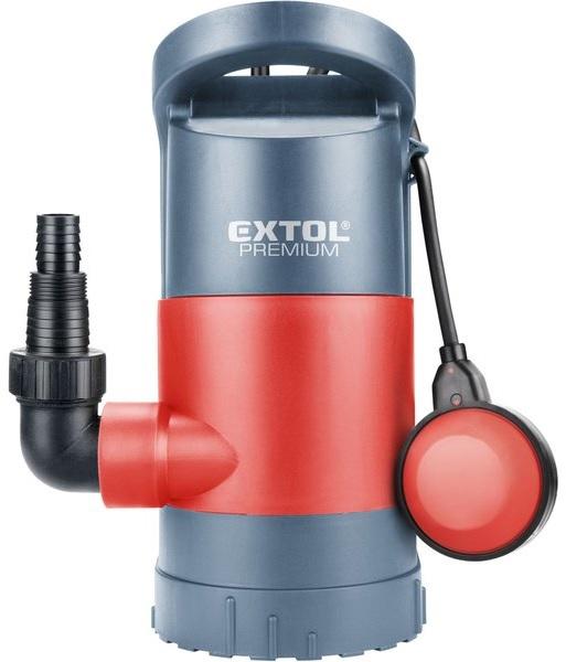 EXTOL PREMIUM Čerpadlo na znečištěnou vodu SP 900 (8895013)