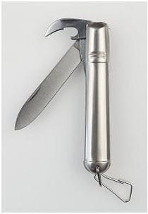 Mikov Nůž kapesní zavírací 121-OK-1F s pojistkou