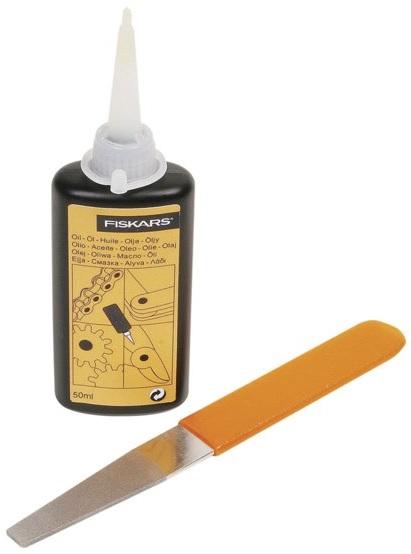 Fiskars Souprava pro údržbu zahradních nůžek (110990)