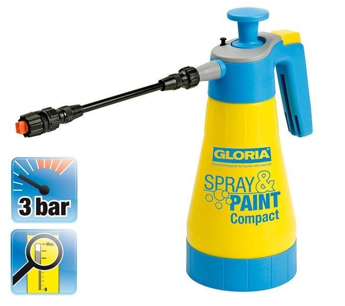 Gloria Postřikovač SprayPaint Compact 1,25 l