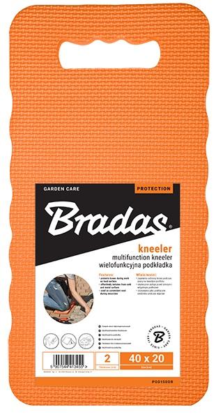 Bradas Podložka pod kolena oranžová 40x20x2cm
