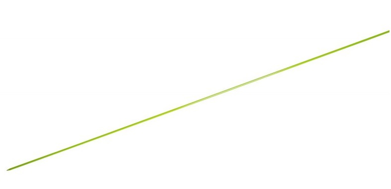Sklovláknová tyč 1,8m/7,9mm