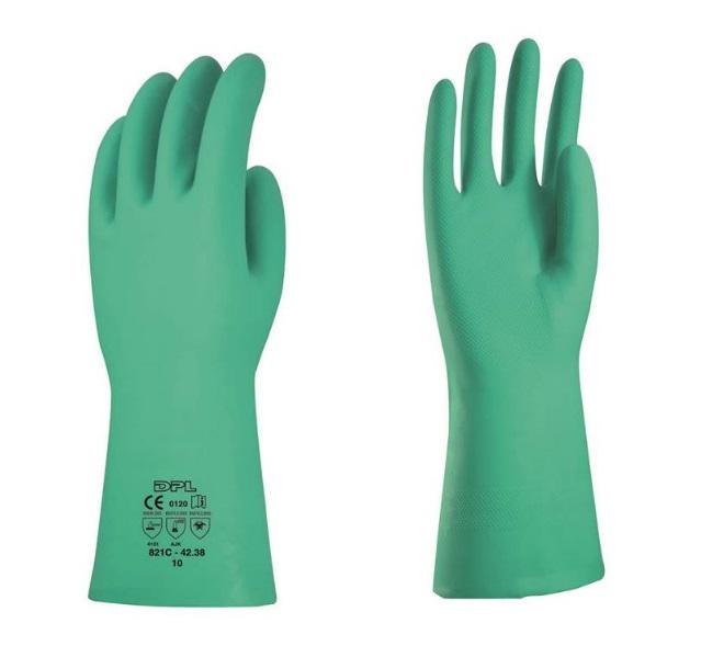 INTERFACE PLUS rukavice chemické