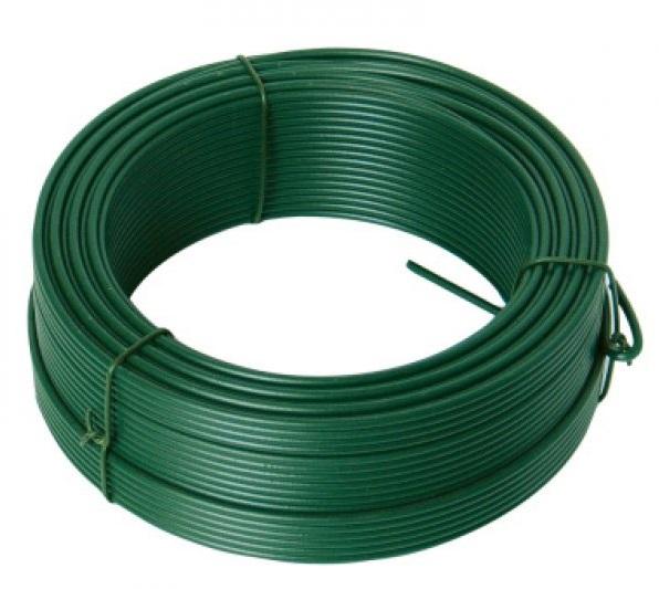Dráty vázací PVC