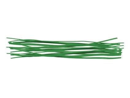 Dráty vázací PVC 100 ks