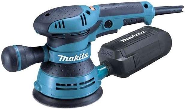 Makita BO5041 Excentrická bruska s regulací 125mm, 300W