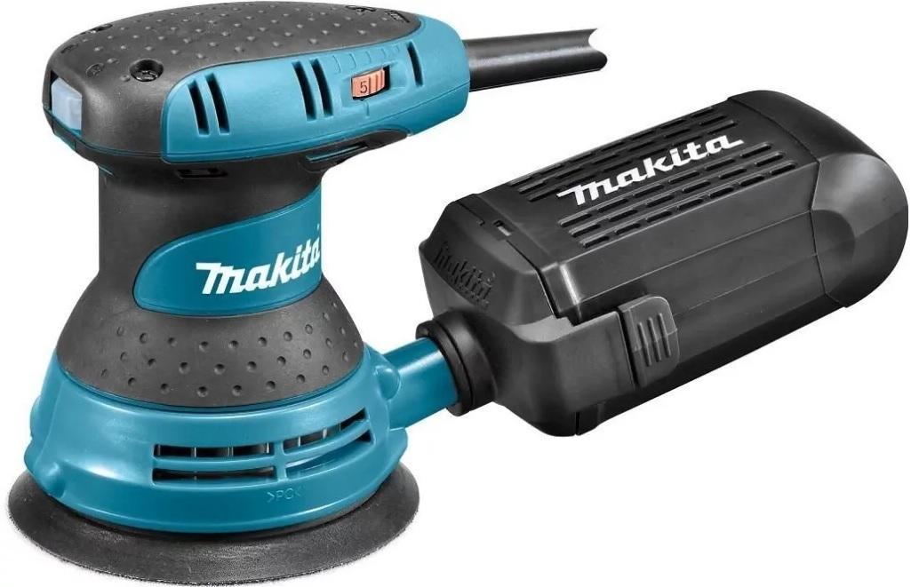 Makita BO5031 Excentrická bruska s regulací 125mm, 300W