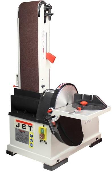 JET JSG-64 Pásová kombinovaná bruska 100x914mm, 400W