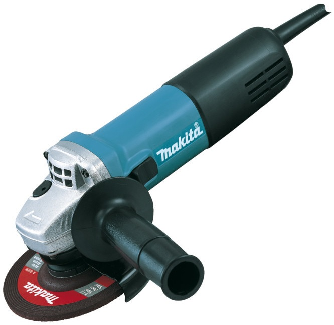 Makita 9558HNRG Úhlová bruska 125mm, 840W