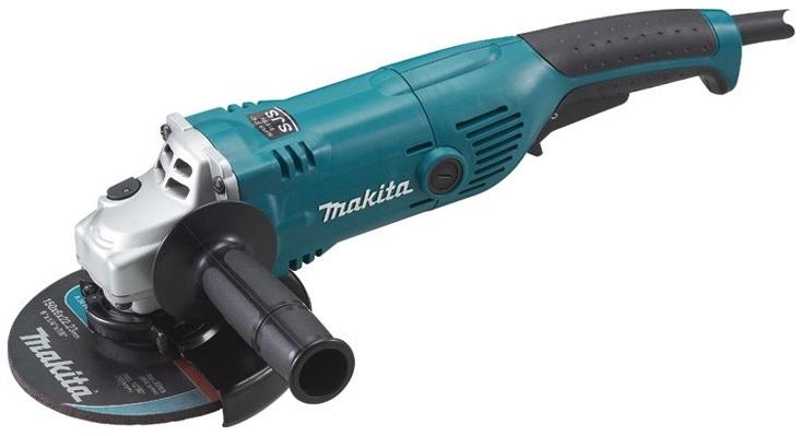 Makita GA6021C Úhlová bruska s elektronikou 150mm, 1450W