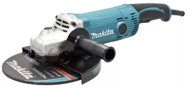 Makita GA9050R Úhlová bruska s elektronikou 230mm, 2000W