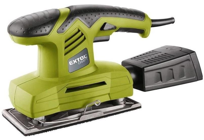 Extol Craft 407115 Vibrační bruska 187x90mm, 200W