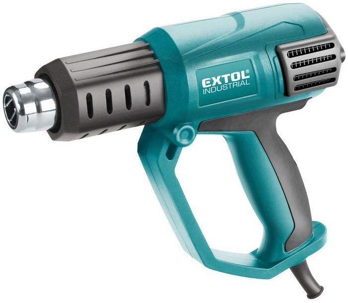 Extol Industrial 8794800 Pistole horkovzdušná s regulací 2000W