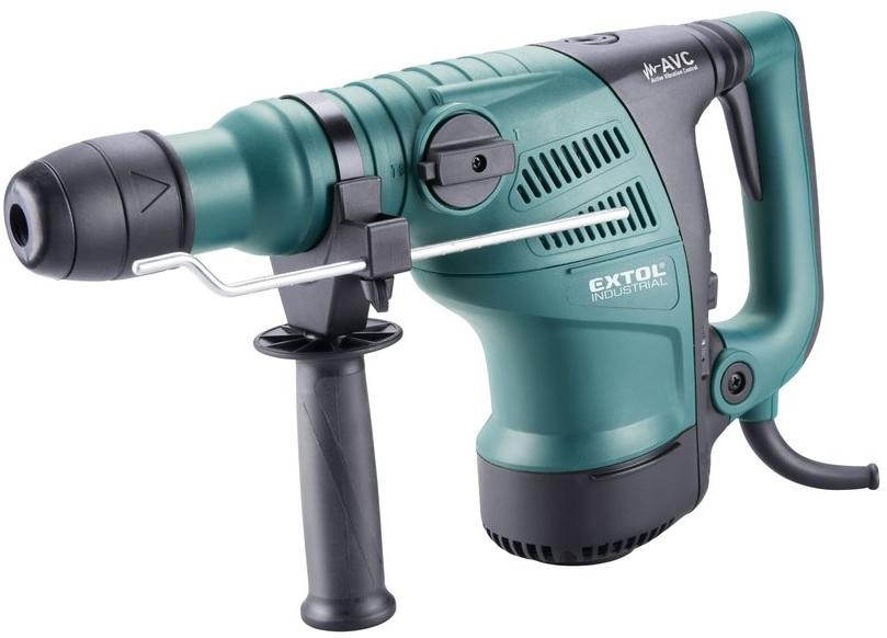 Extol Industrial 8790100 Kladivo vrtací a sekací SDS MAX 1100W, 9J