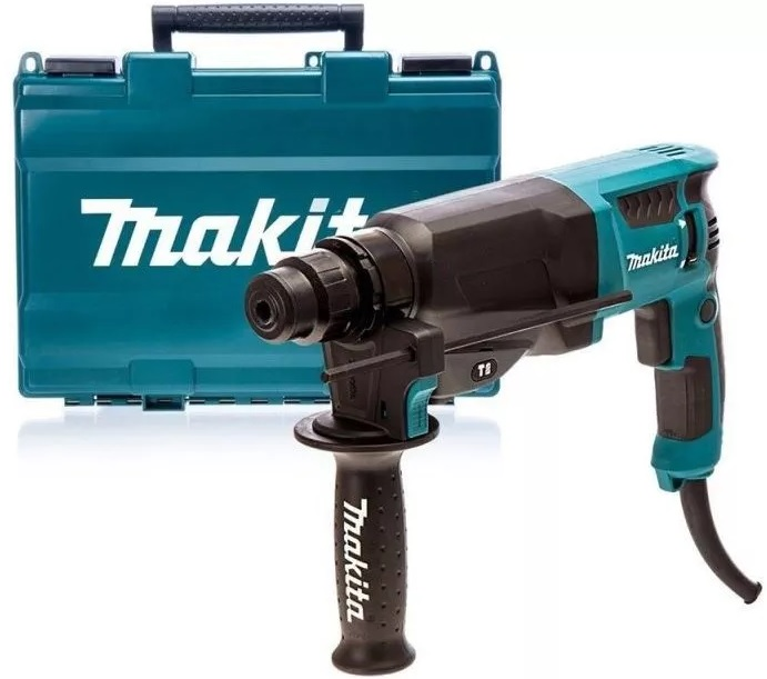 Makita HR2630 Kombinované kladivo SDS+ 2,4J, 800W