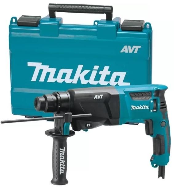 Makita HR2631F Kombinované kladivo s AVT 2,4J, 800W
