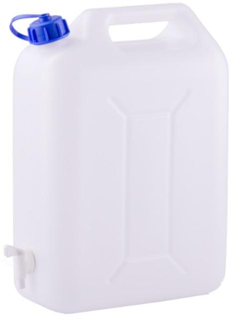 Kanystr PVC s kohoutem 10, 20l