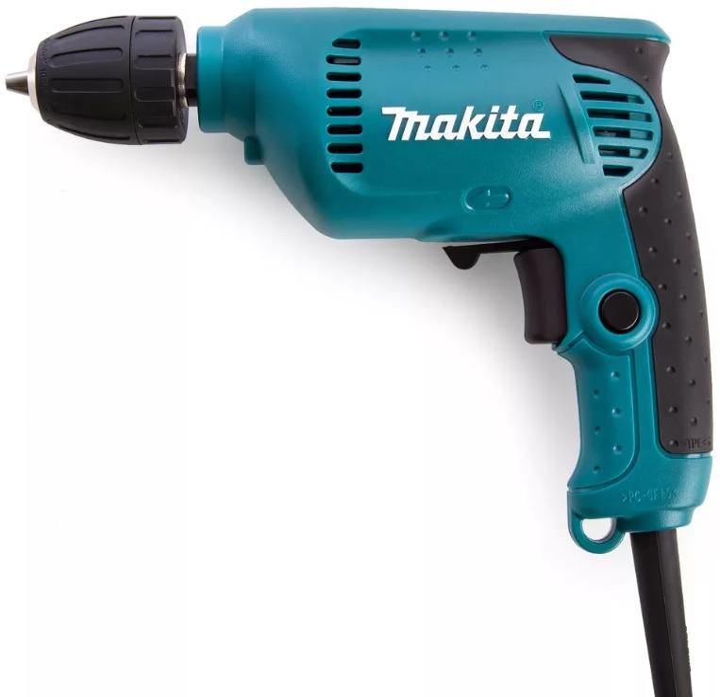Makita 6413 Vrtačka 1,5-10mm, rychlosklíčidlo, 450W