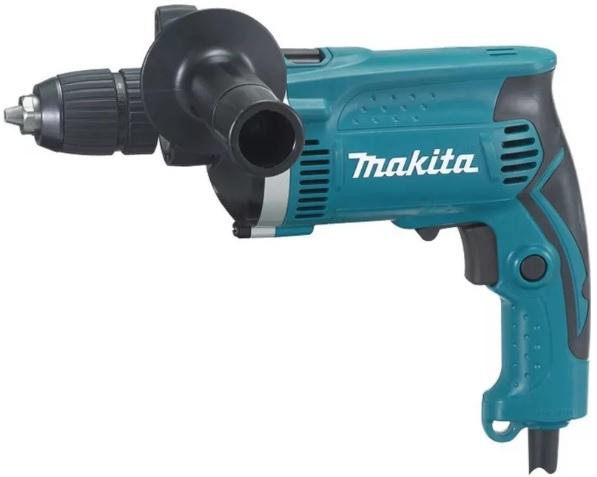 Makita HP1631K Příklepová vrtačka 710W