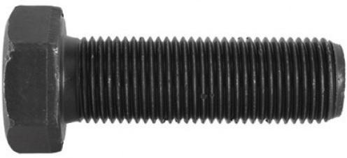 Šroub se šestihrannou hlavou, jemným a celým závitem DIN 961 pevnost 8.8 bez povrchové úpravy