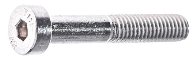 Šroub s nízkou válcovou hlavou a vnitřním šestihranem imbus (inbus) DIN 7984 pevnost 8.8 pozinkovaný