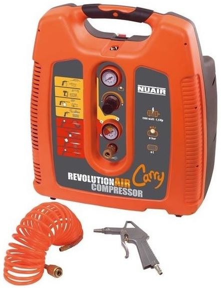Nuair 8215030 Carry Revolution Air 1100W