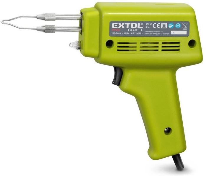 Extol Craft 9920 Pistole pájecí transformátorová 100W
