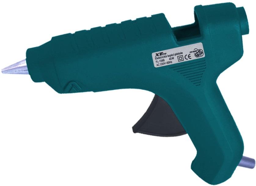 XTline XT10906 Tavná pistole 40W
