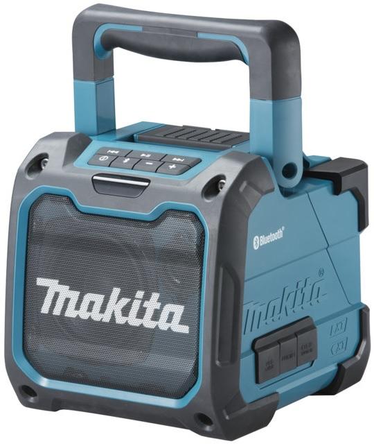 Makita DMR200 Aku stavební rádio s Bluetooth Li-ion 10,8V-18V bez aku