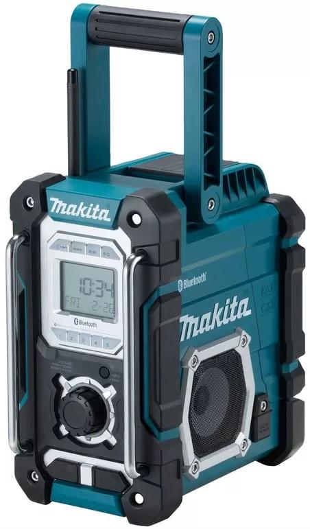 Makita DMR108 Aku rádio s Bluetooth Li-ion 7,2V-18V bez aku