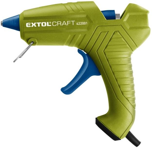 Extol Craft 422001 Tavná pistole 40W
