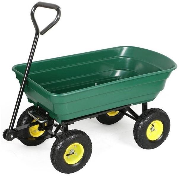 Přepravní vozík sklápěcí 75 l, nosnost 250 kg