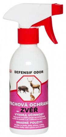 Odpuzovač pachový TOTAL ODOR proti zvěři 200ml