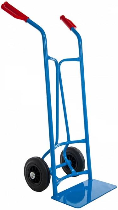 Rudl R01-P pro kruhové nádoby, pryžová kola