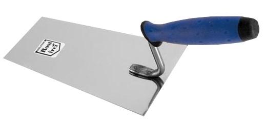 Stavtool Lžíce zednická nerez 140, 160, 180mm softgrip