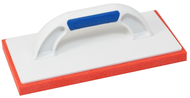 Kubala Hladítko plastové 140x280mm s gumovou houbou