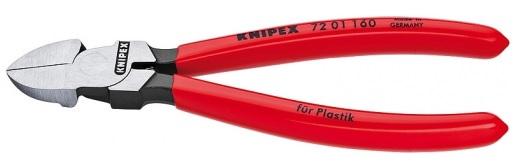 Knipex Kleště boční štípací 160mm na plasty