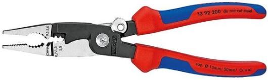 Knipex Kleště elektrikářské multifunkční 200 mm