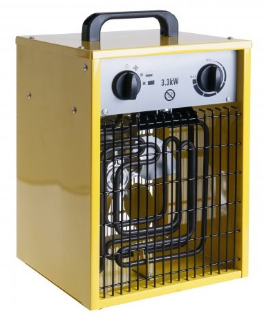 Elektrické topidlo HIF-3301 3,3 kW