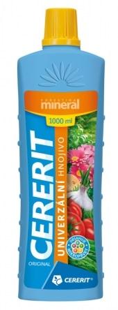 Hnojivo Cererit mineral univerzální 1 l