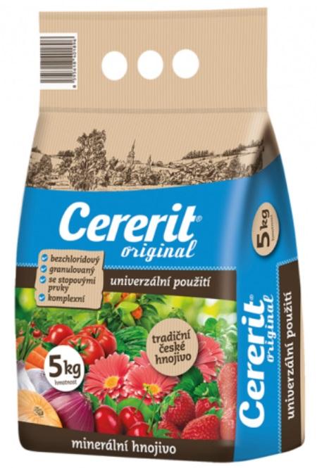Hnojivo Cererit mineral univerzální granulované 5 kg