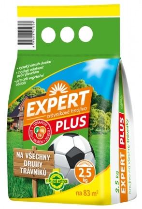 Hnojivo Grass Expert Plus na trávník 2,5 kg